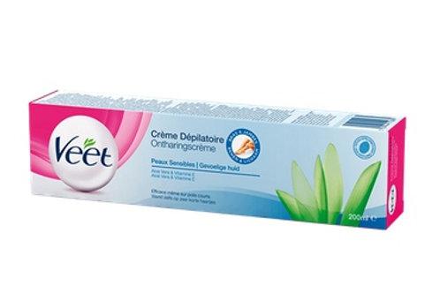 Crème Veet peau sensible