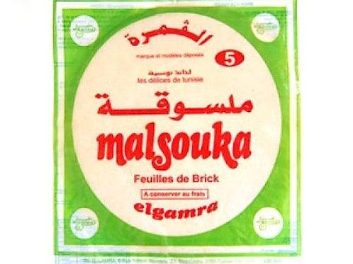 MALSOUKA 5 feuilles