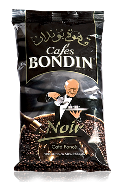 Café Bondin Noir