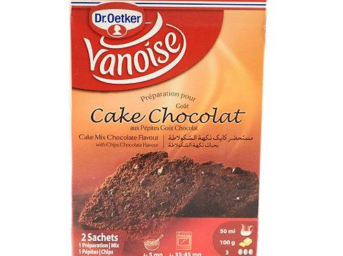 Préparation pour Cake au chocolat VANOISE
