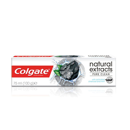 Colgate Natural Extracts Pure Clean