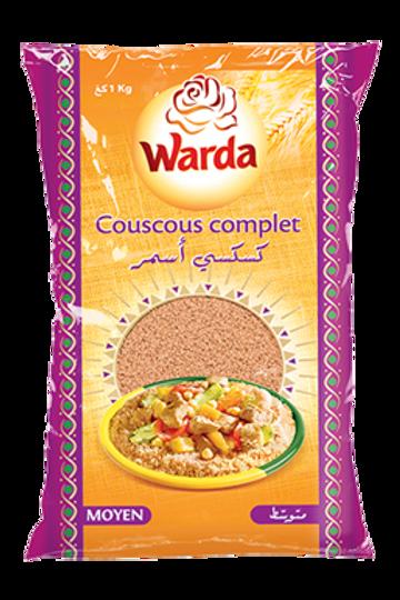 Couscous-complet-moyen EL WARDA