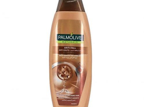 Shampoing 2en1 anti chute cheveux fragiles et cassants Palmolive Naturals