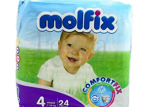 MOFLIX TAILLE 4 - 24 Pièces