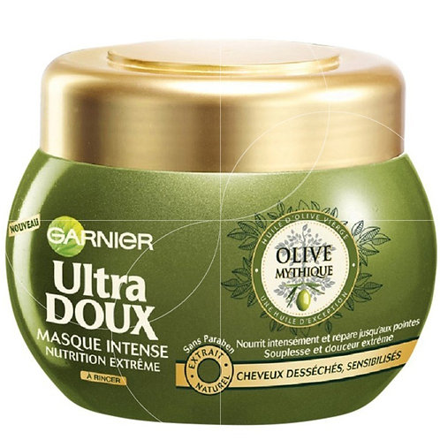 Masque Ultra doux Nutrition Extrême Olive Mythique 300 ml