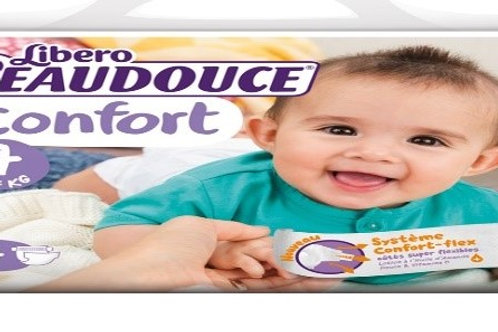 PEAUDOUCE Confort Taille 4 - 24 Pièces