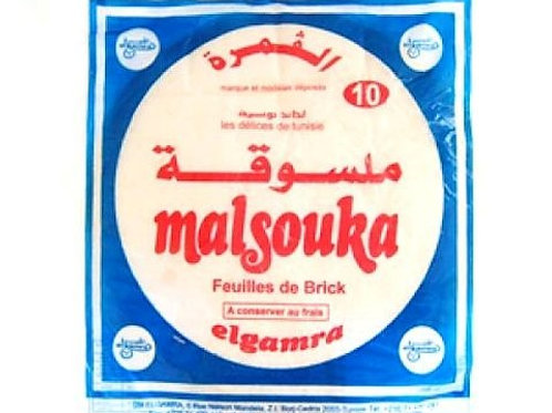 MALSOUKA  10 Feuilles
