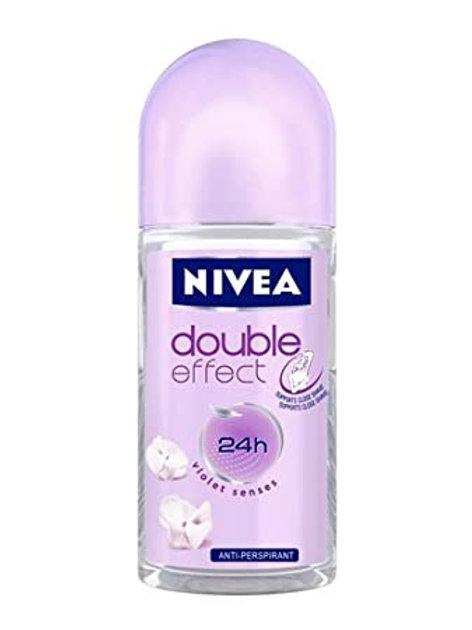 Rollon Nivea Double effect