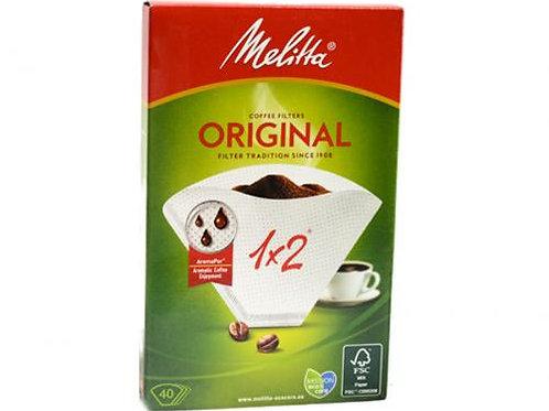 Fitres à café Original Melitta 1x2