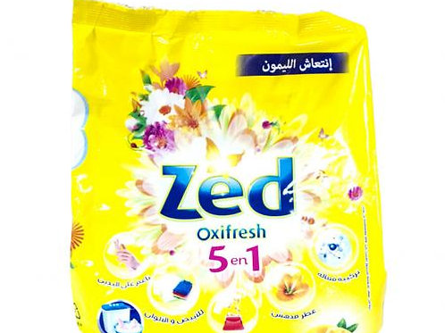 Zed Oxifresh 5en1 Citron 380g
