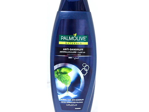Shampoing 2en1 anti pelliculaire  Palmolive Naturals