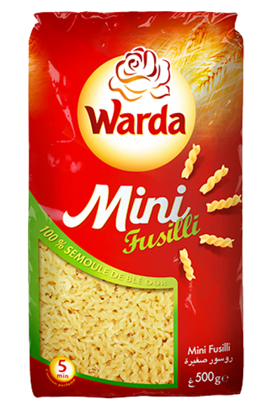 Mini fussili El Warda