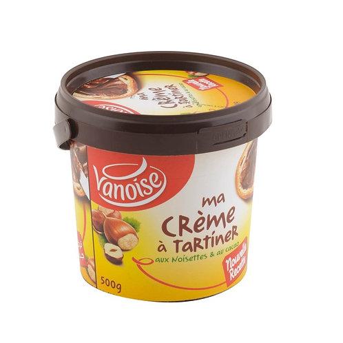 crème à tartiner vanoise 500g
