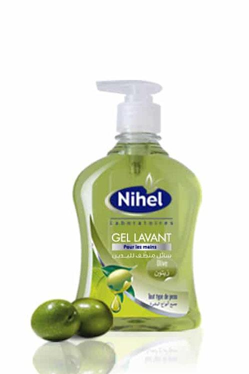 Gel lavant Olive Nihel