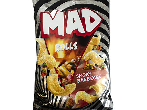 Chips MAD Rolls smoky barbecue
