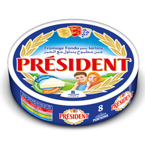 PRESIDENT 8 PORTIONS
