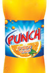 PUNCH PULPE ORANGE 1,5L