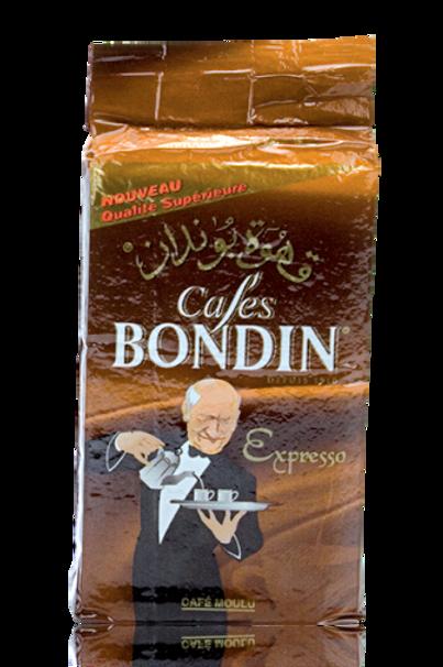 Café bondin expresso - qualité supérieur