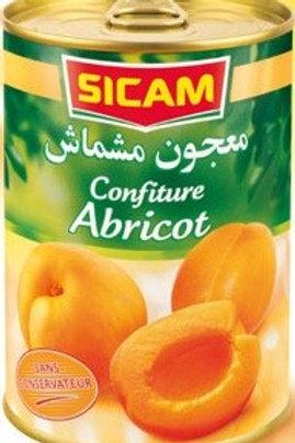 Confiture SICAM  ABRICOT
