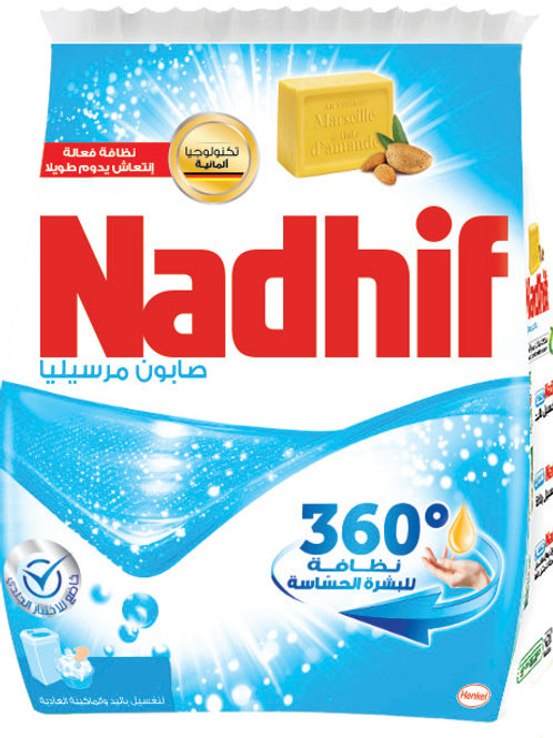 Nadhif linge savon de marseille 1.5L