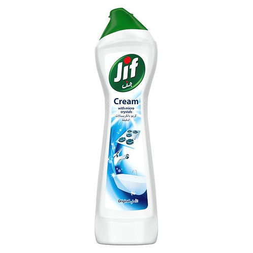 Jif Cream Cleaner
