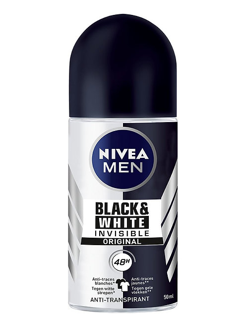 Rollon Nivea Black & White