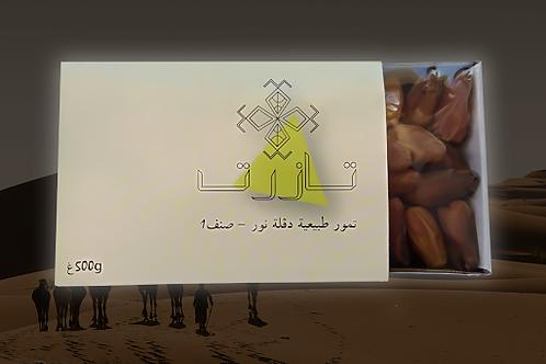 Deglet Nour en vrac Catégorie 1 - 500g