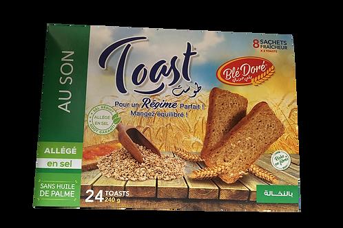 Pain toast sans son