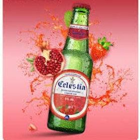 Bière sans alcool Celestia Grenadine Lot de 6 Bouteilles