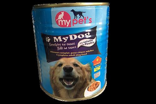 Volailles pour chien - My Pets