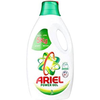 Ariel Power gel 2,5 Kg