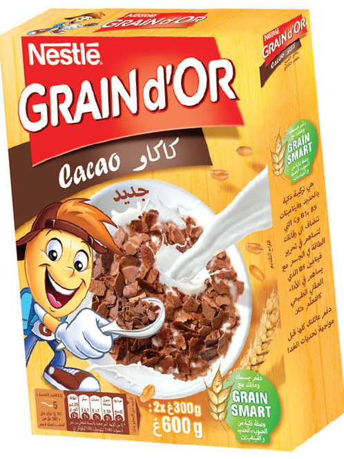 Grain d'or cacao 600g_- Nestlé