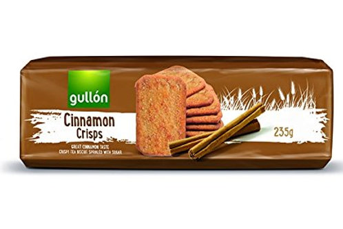 Cinnamon crisps 235g