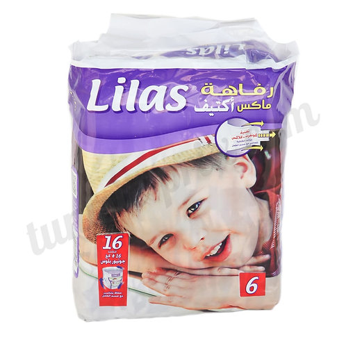 LILAS CONFORT MAX Taille 6 -16 Pièces