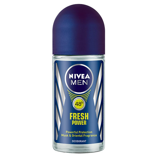 Rollon Nivea Fresh power