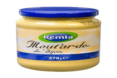 MOUTARDE REMIA 370g