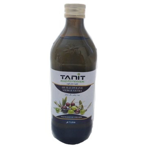 Huile d'olive vierge extra TANIT 1L