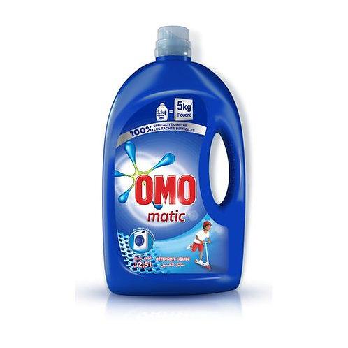 Omo Détergent Liquide Color 2.5L