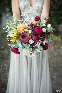 man-fado bouquet de mariée fleuriste mar