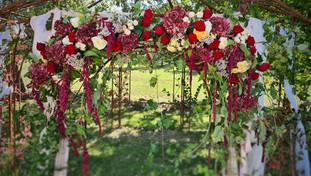 man-fado fleuriste spécialiste du mariag