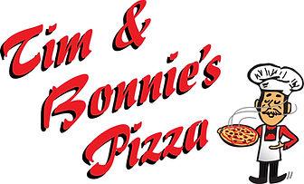 Tim and Bonnies Menu