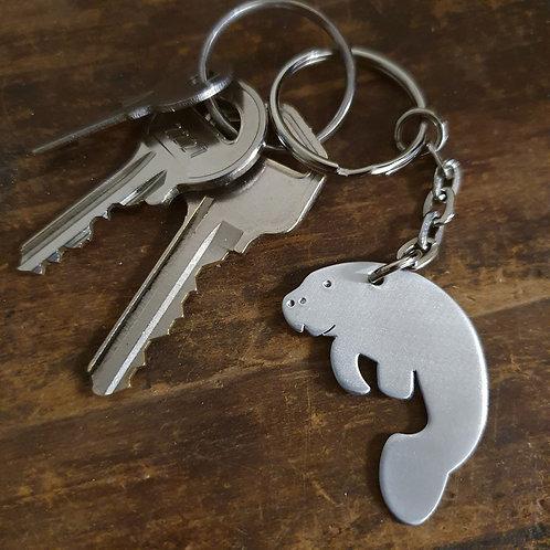 Dugong Key Chain