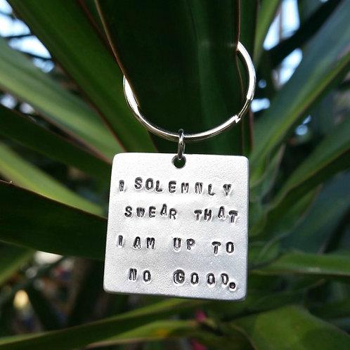 I SOLEMNLY SWEAR - KEY RING