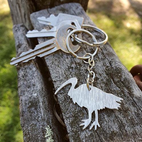 Australiana - Bin Chicken / Ibis Key Chain