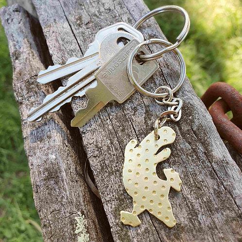 Australiana - Platypus Key Chain
