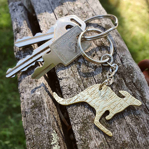 Australiana - Kangaroo Key Chain