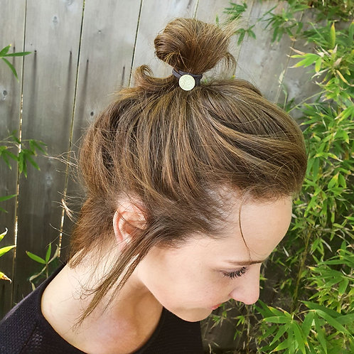 U Shape Bobby Pins - Brass