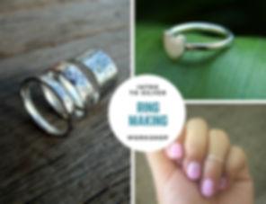 Intro to Silversmithing - Ring Making Wo