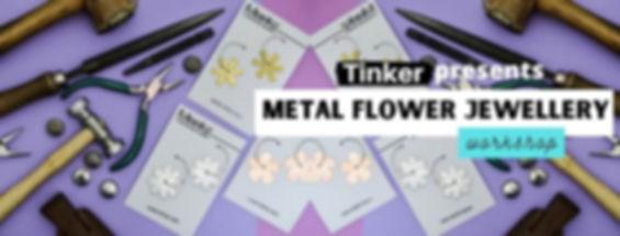 tinker flower earring making workshop.jp