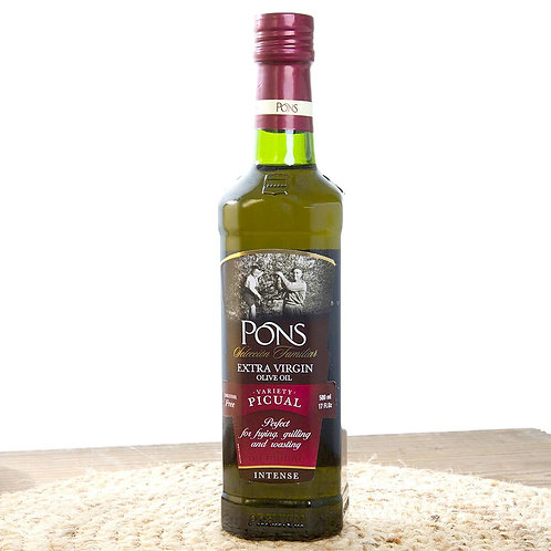 Picual Extra Virgin Olive Oil by Pons - 500ml